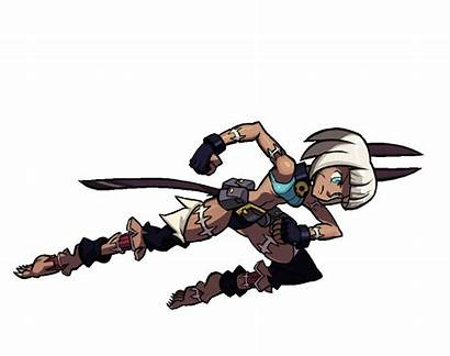 Skullgirls Fortune Ms Animation Animations Pixel Funny