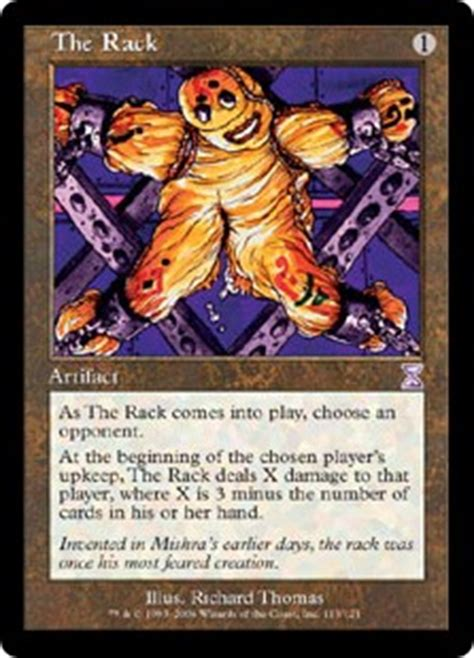 Mtg Stuffy Doll Deck Modern by The Rack Time Spiral Quot Timeshifted Quot Gatherer Magic