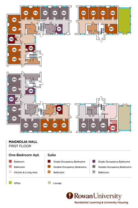 magnolia hall description residential learning