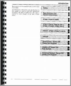 John Deere 675b Engine Service Manual