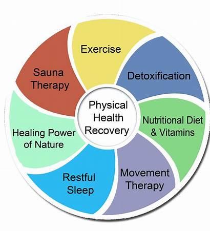 Physical Health Pinwheel Sleep