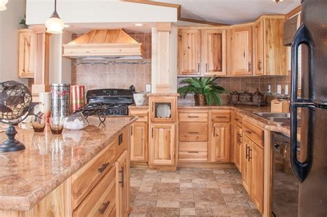 lowes hickory kitchen cabinets hickory kitchen cabinets 7215