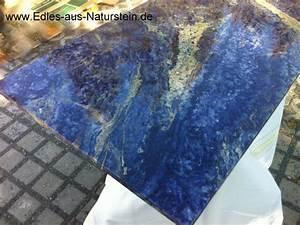 Granitplatte Nach Maß : granitplatte couchtischplatte 80 80 tischplatte naturstein blau edel tisch neu ~ Watch28wear.com Haus und Dekorationen