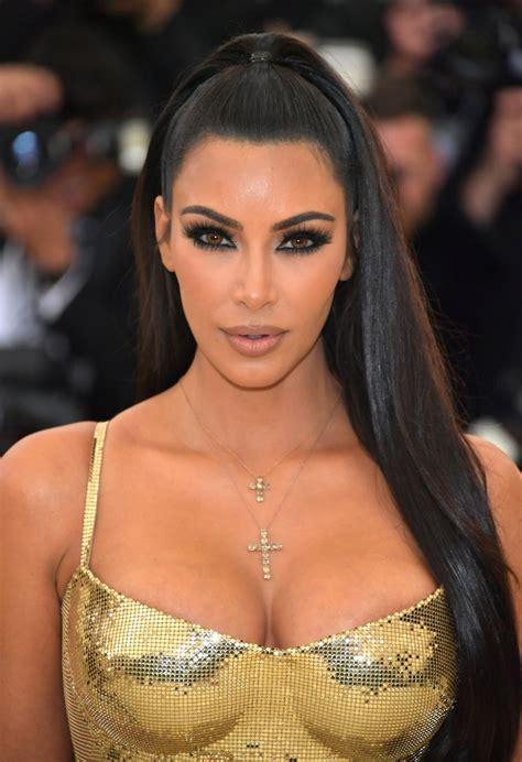 Kim Kardashian – MET Gala 2018 • CelebMafia