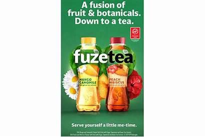 Adverts Tea Fuze Tv Ad