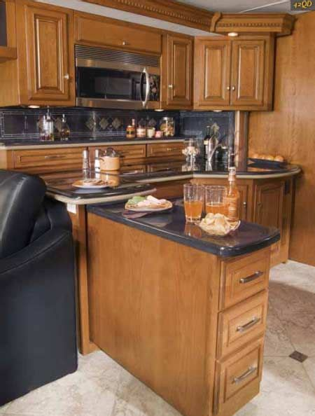 kitchen and cabinets 32 best motor home kitchens images on travel 2173
