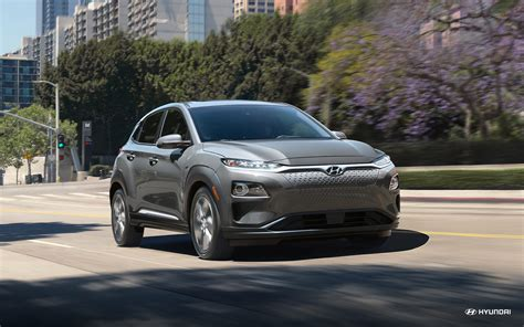 Hyundai Kona Electric 2020 by 2020 Hyundai Kona Electric Gets A 11 Kw On Board Charger
