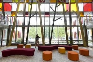 New sandy hook elementary school design finds safety for Interior decorating schools ct