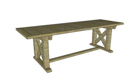 outdoor furniture plans images  pinterest