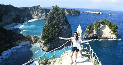 Boat Trips From Sanur by One Day Trip Nusa Penida Tour Package From Bali