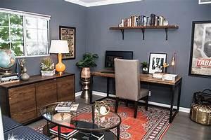 85, Inspiring, Home, Office, Ideas, U0026, Photos