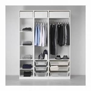 Ikea Pax Montageanleitung : pax kledingkast 175x58x236 cm ikea ~ Watch28wear.com Haus und Dekorationen
