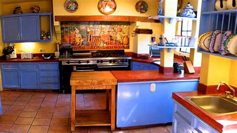Mexican Kitchen Ideasstylescolors On Pinterest  Mexican