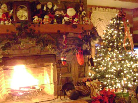 Cozy Christmas Home Decor: Through My Back Door: December 2010