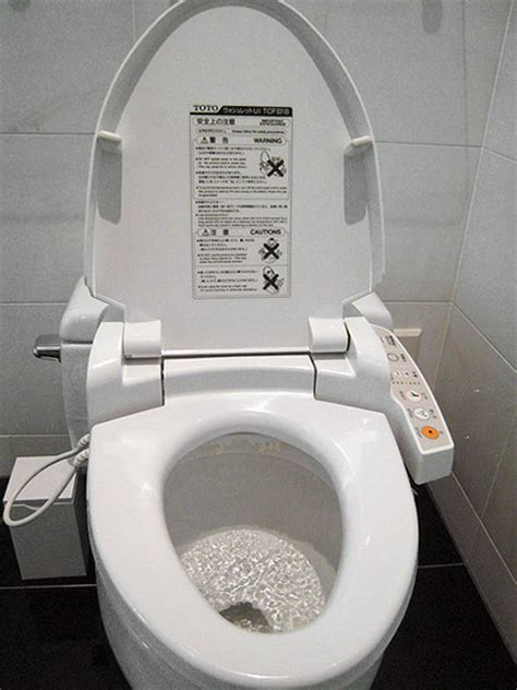 Japanese Style Bidet by Amazing Japanese Toilets Kcp International