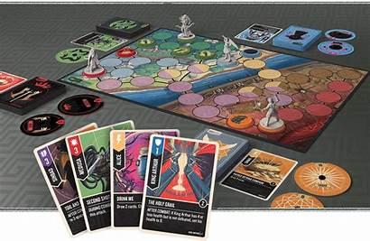 Unmatched Board Games Restoration Battle Mondo