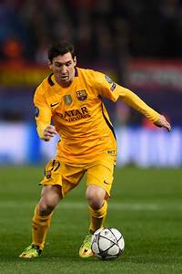 Lionel Messi Photos - Club Atletico de Madrid v FC ...
