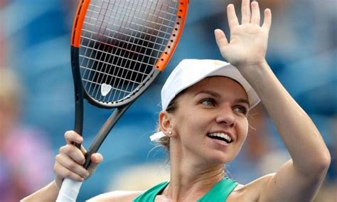 Simona Halep shoots commercials in home Constanta - Women's Tennis Blog
