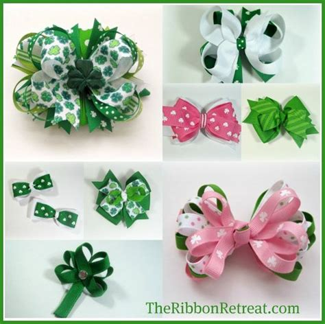 different hair bow styles bows different styles and st s day on