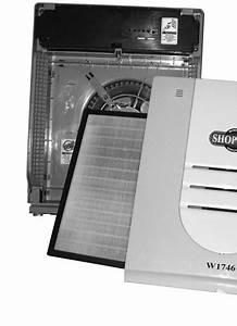 Fine Air Filter W1746 Manuals