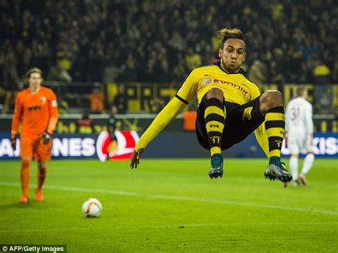 Arsenal bid for £60m for Pierre Emerick Aubameyang could ...