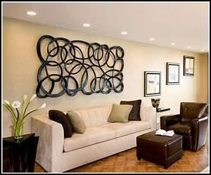Wanddeko Ideen Wohnzimmer : wanddeko wohnzimmer metall download page beste wohnideen galerie ~ Markanthonyermac.com Haus und Dekorationen