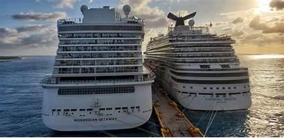 Carnival Breeze Norwegian Getaway Cruise Pcm Seas