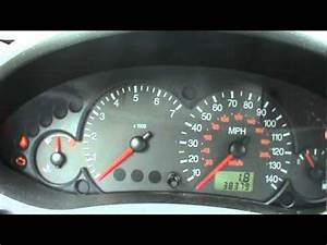 2005 Ford Focus Dash View  U0026 Start