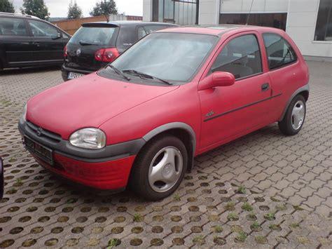 Opel Corsa B Bj. 1996 - Details