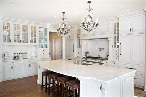 25+ Comely Kitchen Remodel White Cabinets