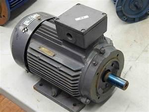 57 Leeson Iec Electric Motor 193097 60 C100t34fz2c 4