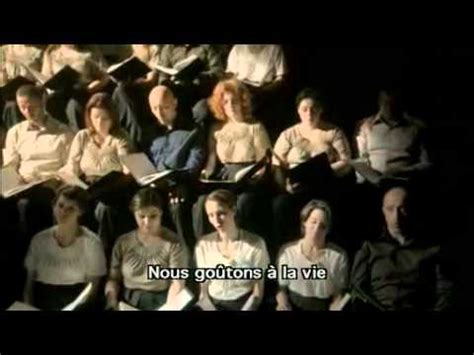 Le Jardin Féerique, Maurice Ravel, Accentus Youtube