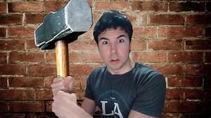 My Hammer Kosten : destrucci n where is my hammer youtube ~ A.2002-acura-tl-radio.info Haus und Dekorationen