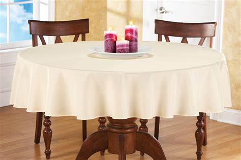 70 inch tablecloth basic 70 inch round tablecloth by collections etc ebay