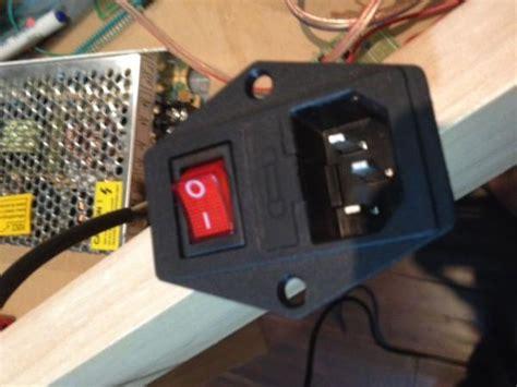 need help wiring an inlet power rocker switch