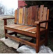 Beginner Outdoor Wood Projects Bench  Wood Working Learning
