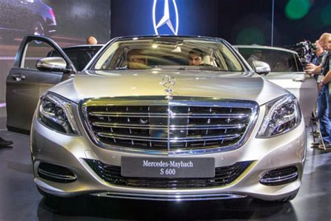 Mercedes-maybach S600 Is Floyd Mayweather's New Favourite