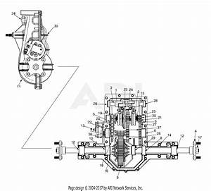 Mtd 14ai825p352  2000  Parts Diagram For Transmission Assembly