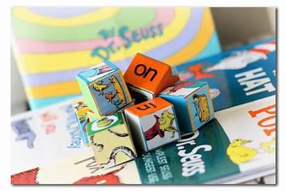 Seuss Dr Blocks Crafts Activity Activities Craft
