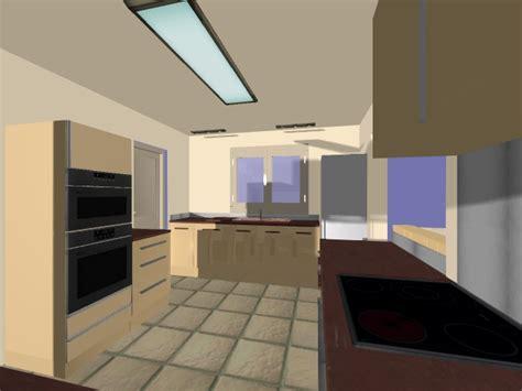 modelisation cuisine hom3 le conseil deco creation d 39 une cuisine