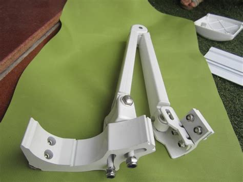 awning arm retractable arms  awnings awning parts