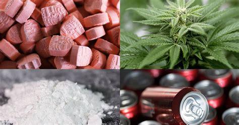 noch nie haben  viele menschen auf der welt drogen