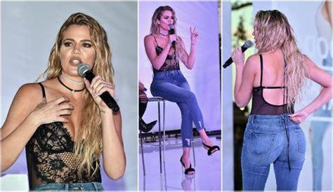 Khloe Kardashian`s height, weight. Secrets of her body ...