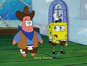 spongebob spongebob squarepants patrick star squidward ...