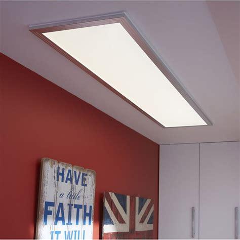 eclairage cuisine plafond 25 best ideas about panneau led sur luminaire