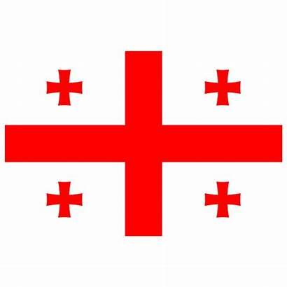Flag Georgia Ge Icon Wfd Flags Icons