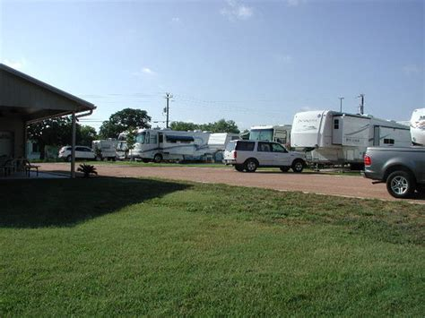granite rock rv park kingsland cground
