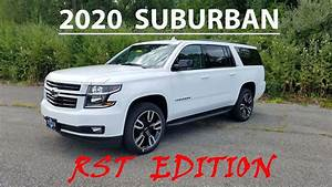 2020 Chevrolet SUBURBAN --- RST EDITION --- Luxury Package ...