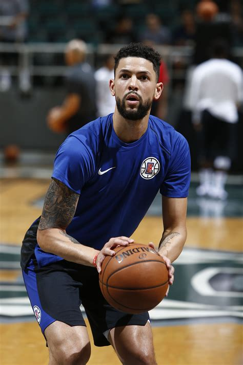 Rivers plays both as a point guard and shooting guard. LA Clippers: Austin Rivers out in second preseason game versus Toronto
