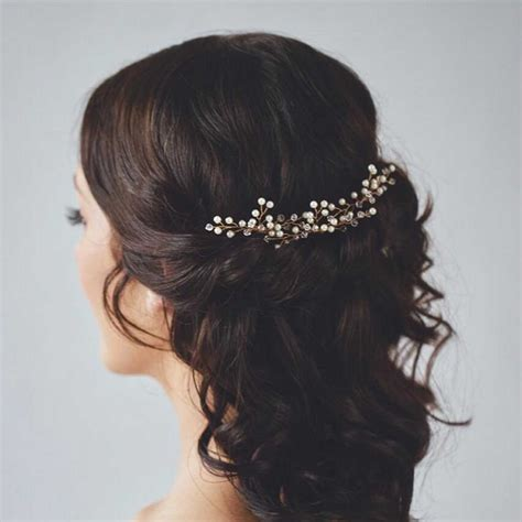 Bridal Hair Accessories by Unicra Wedding Hair Combs Hair Accessories